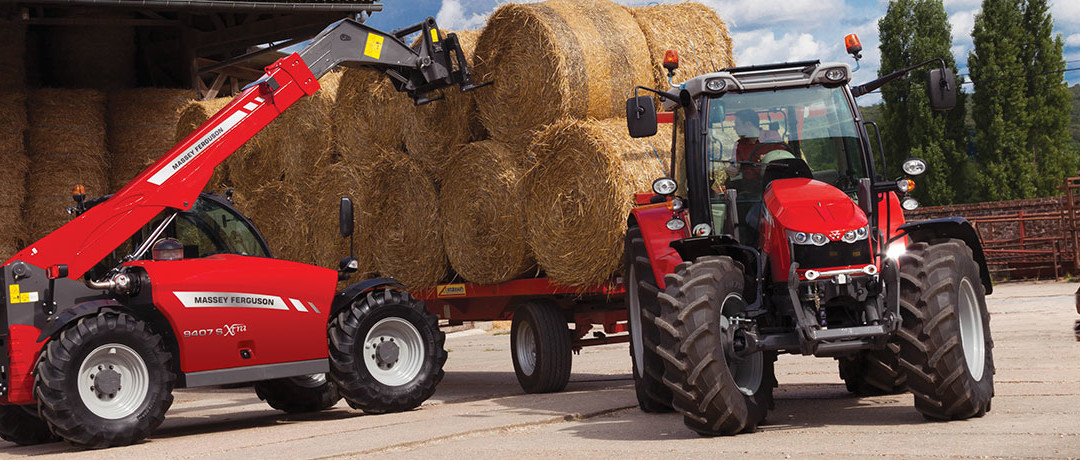 The New Massey Ferguson Teleporter has Arrived