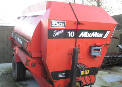 Hi Spec Mix Max 10 c/w Beet Chopper
