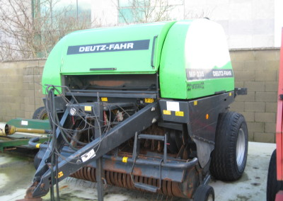 Deutz Fahr MP235 Baler