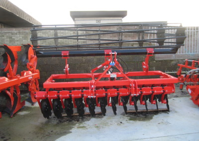 NEW Minos Disc Harrow